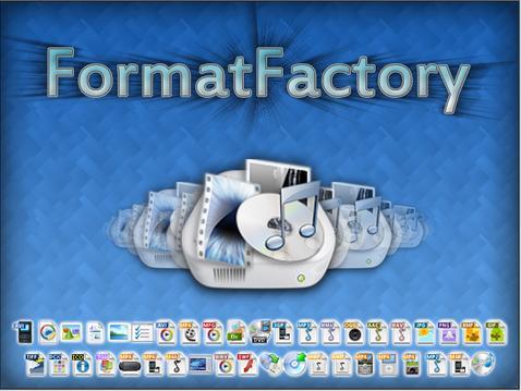 Format Factory v2.40 | Türkçe